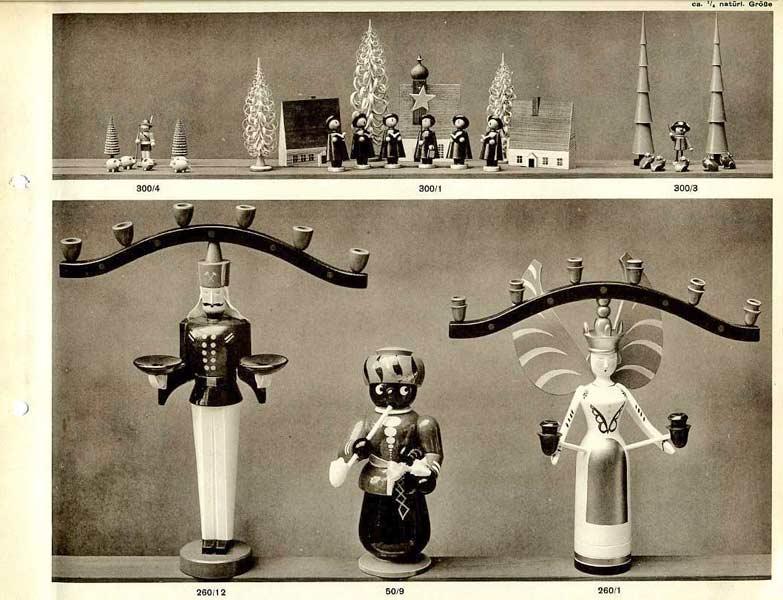 Katalog 1938 Seite 1