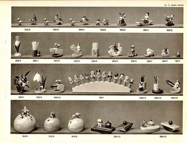 Katalog 1938 Seite 5